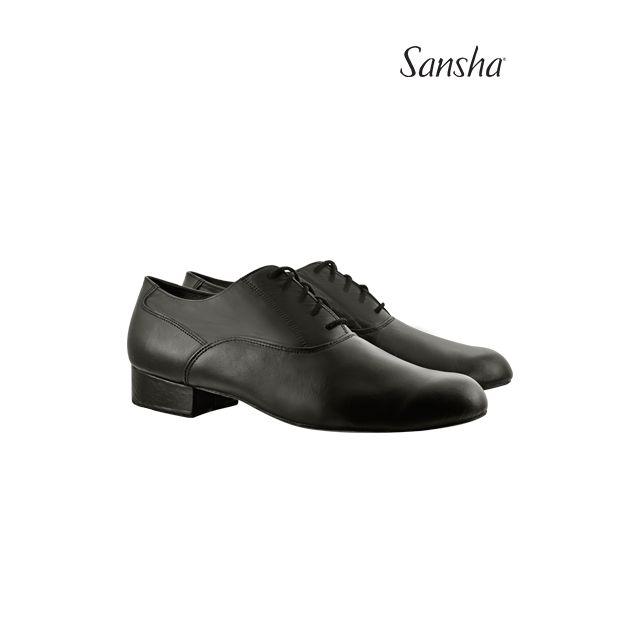 Sansha Мужские туфли для латинских танцев MARIANO BM10091L