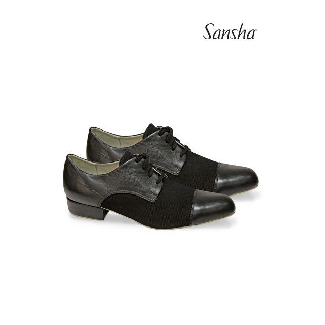 Sansha Мужские туфли для латинских танцев DONATO BM10094L