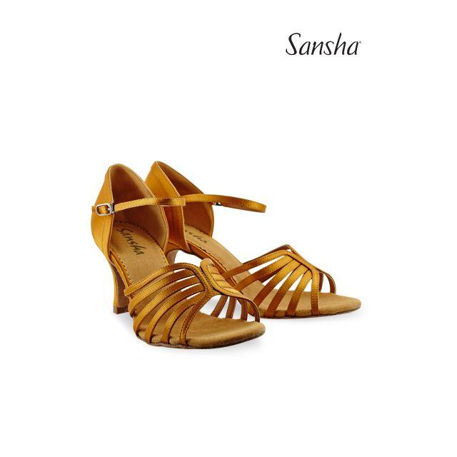 Sansha Туфли для Латины SELIA BR31036S
