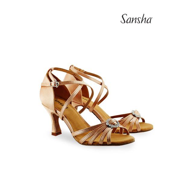Sansha Туфли для Латины BARBARA BR30038S