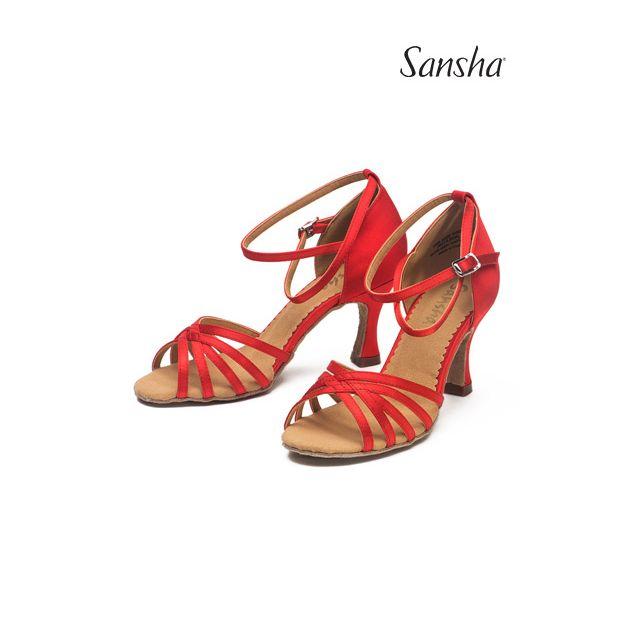 Sansha Туфли  для Латины  ALAIA BR31016S