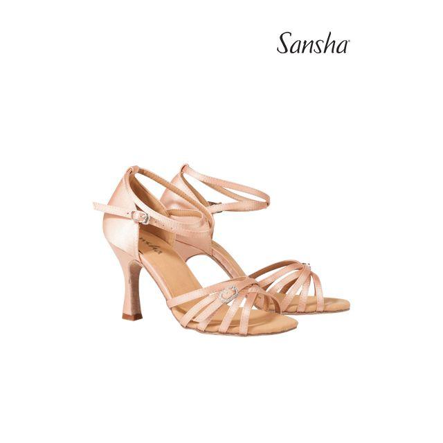 Sansha Обувь для латинских бальных танцев ADRIANA BR33050S
