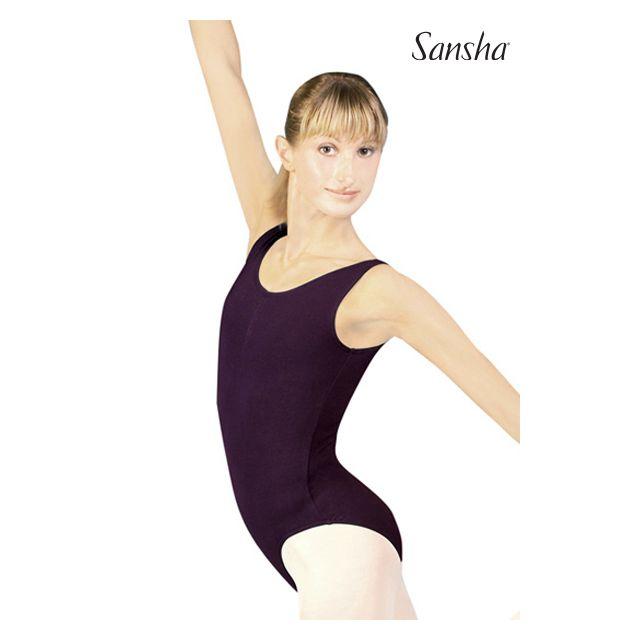 Sansha Купальник без рукавов TOLIARA C160C