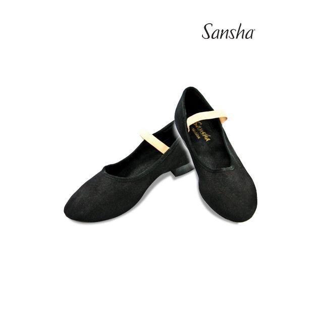 Sansha Туфли для народных танцев  MOLDAU CL15C