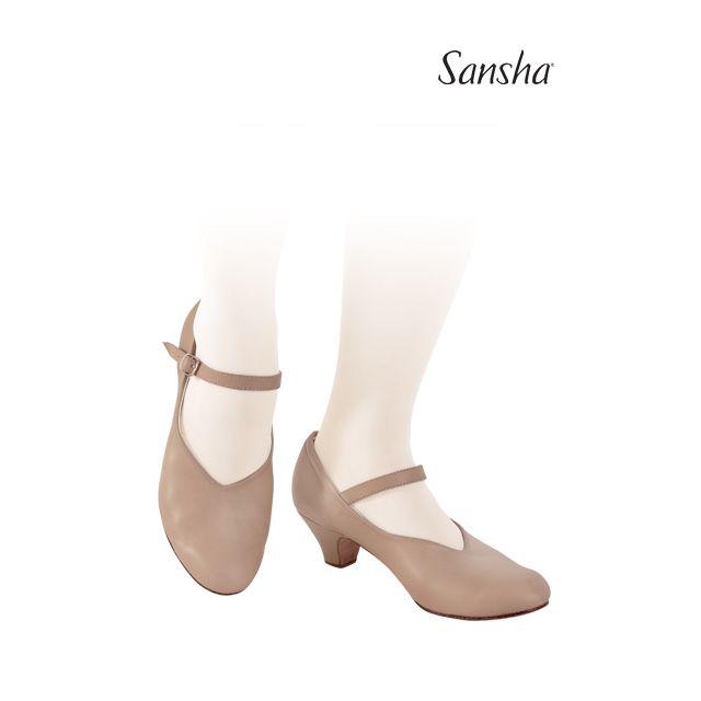 Sansha Обувь для народных танцев LORETTE CL52L