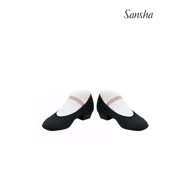 Sansha Эластичная обувь для народных танцев  MAZURKA CS1C