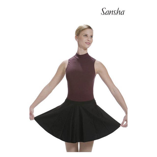 Sansha Короткая юбка солнце ANNA D0718N
