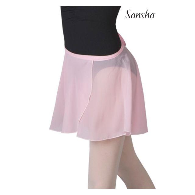 Sansha Классическая юбка на запах D071P ZEPHYR