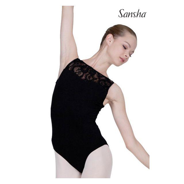 Sansha Купальник без рукава D2517C SEVILLA