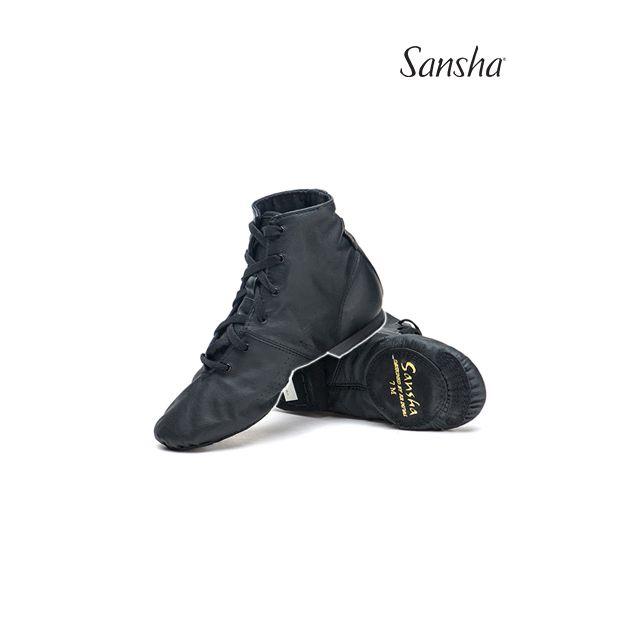 Sansha Высокие джазовки SOHO JB1Lco