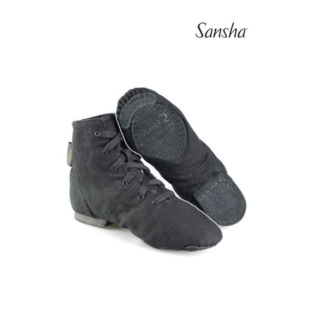 Sansha Высокие джазовки SOHO JB3C