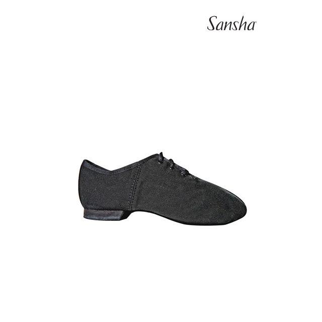 Sansha Женские джазовки на шнуровке CARROUSEL JS18C