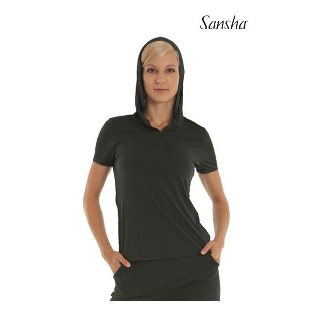 Sansha Футболка с капюшоном PATRICIA PL3011R