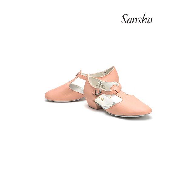 Sansha Обувь для педагогов TE1L DIVA
